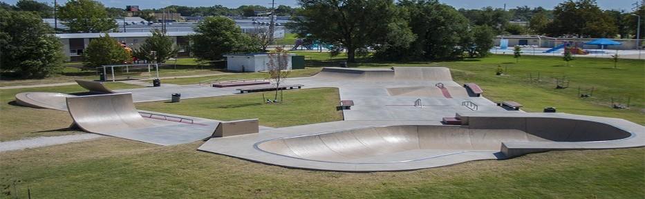 A Hometown Skatepark